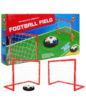 Futbalové bránky s diskom